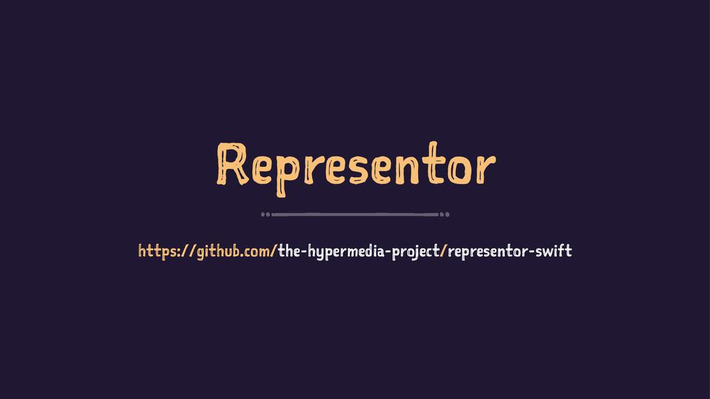 Representor https://github.com/the-hypermedia-p...