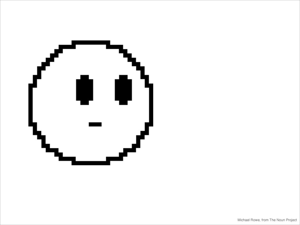 Michael Rowe, from The Noun Project