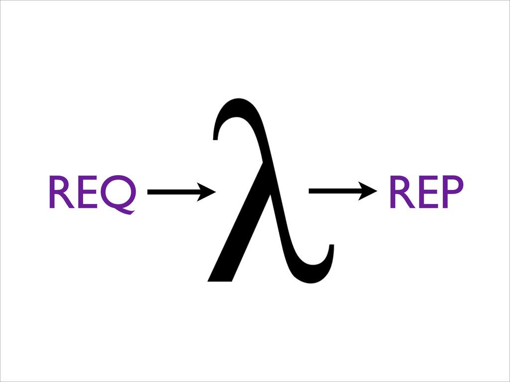 REQ REP
