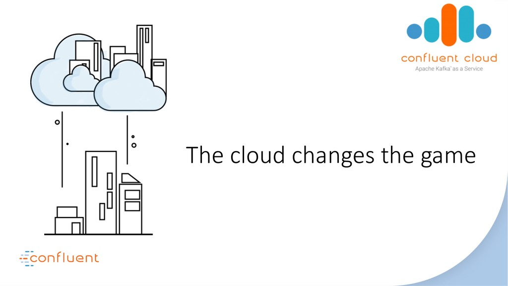 A future of The cloud changes the game