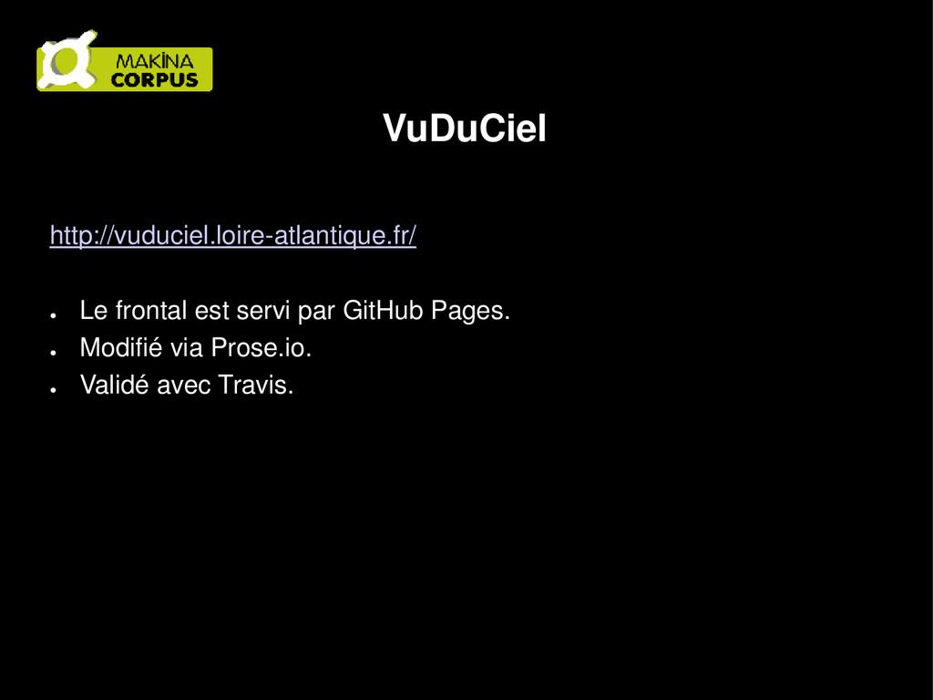 VuDuCiel http://vuduciel.loire-atlantique.fr/ ●...