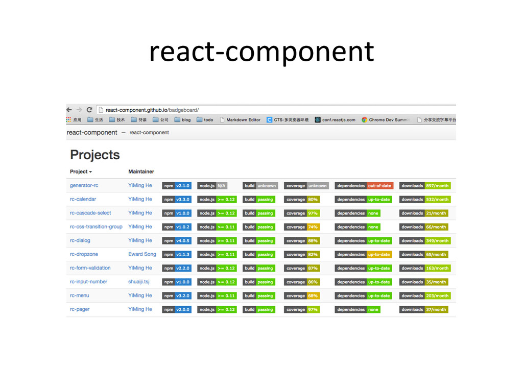 react-­‐component