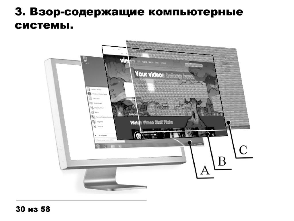 3. Взор-содержащие компьютерные системы. 30 из ...