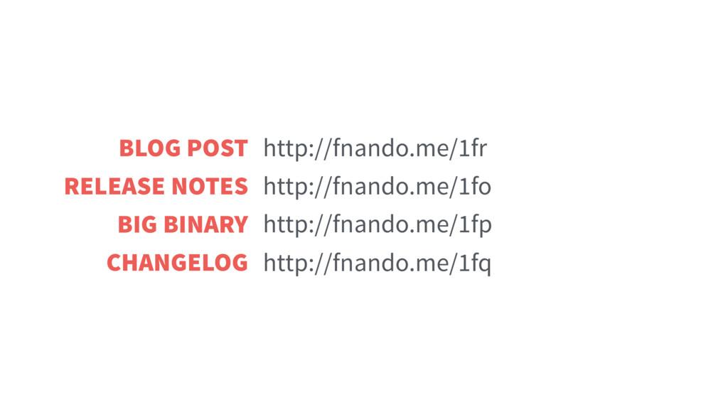 BLOG POST RELEASE NOTES BIG BINARY CHANGELOG ht...