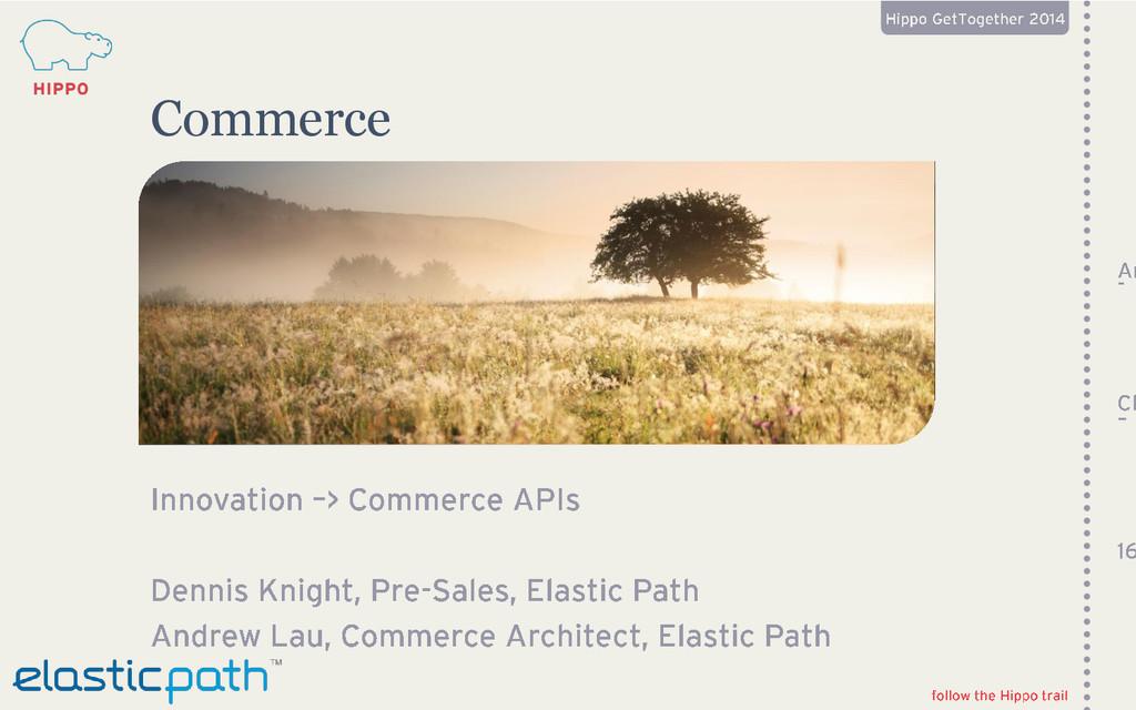 1 1 Commerce