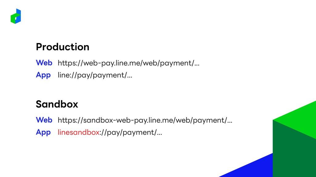 Sandbox https://sandbox-web-pay.line.me/web/pay...