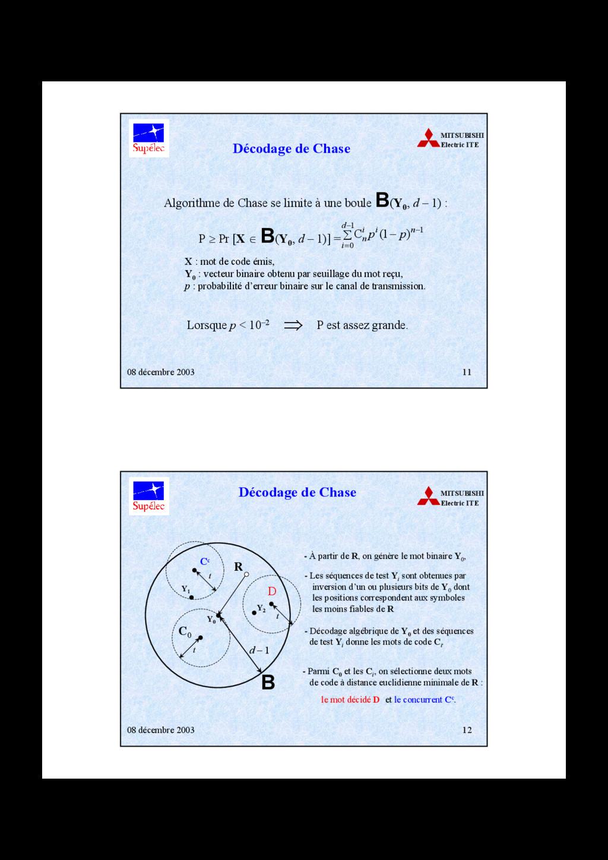 08 décembre 2003 11 MITSUBISHI Electric ITE Déc...