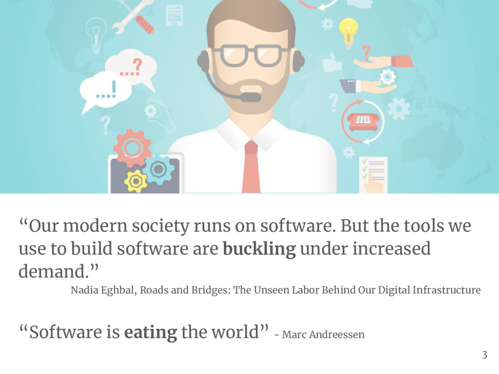 """Our modern society runs on software. But the t..."