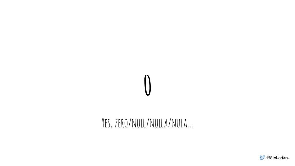 "@slobodan_ 0 Yes, zero/nu""/nu""a/nula…"