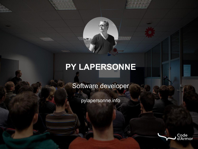 PY LAPERSONNE Software developer pylapersonne.i...