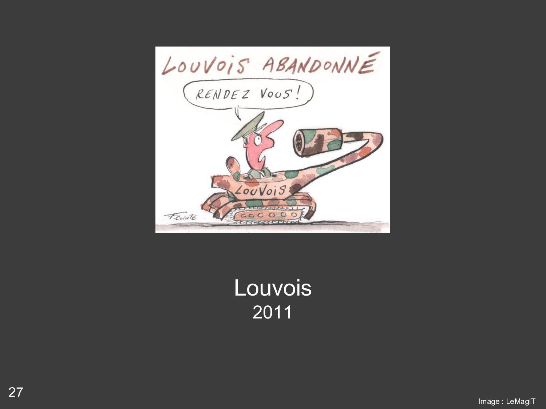 27 Louvois 2011 Image : LeMagIT
