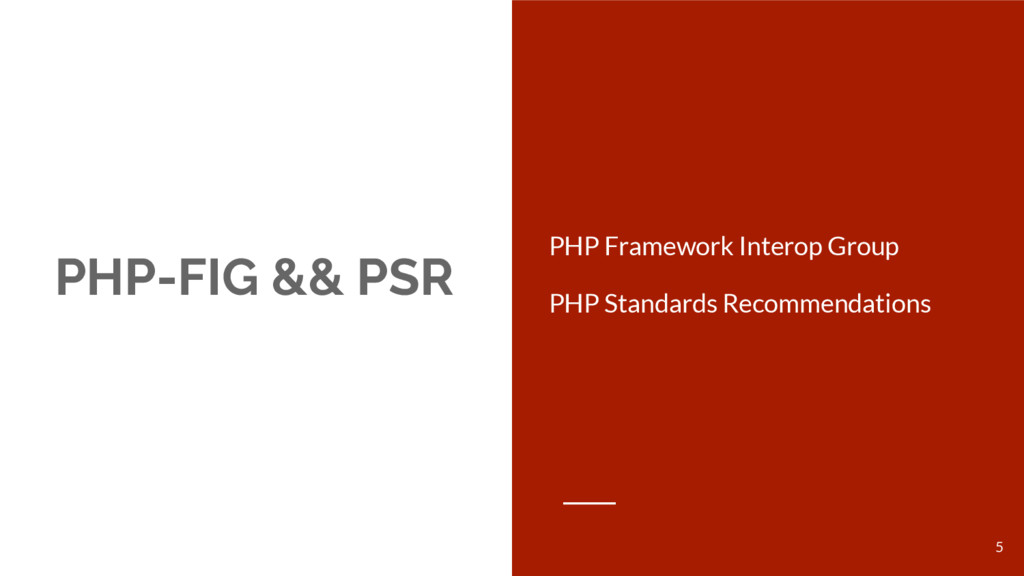 PHP-FIG && PSR PHP Framework Interop Group PHP ...