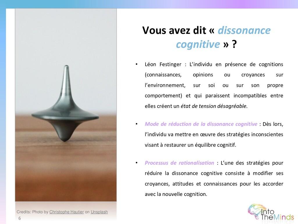 Vous avez dit « dissonance cognitive » ? 6 • Lé...
