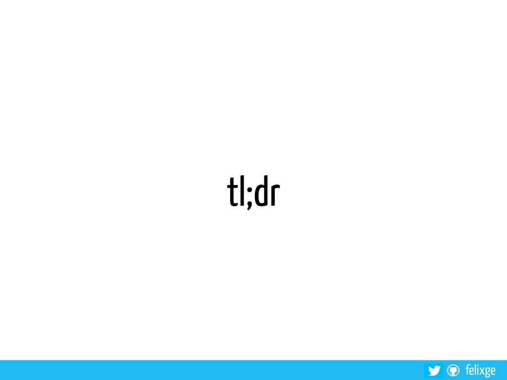 @felixge felixge tl;dr