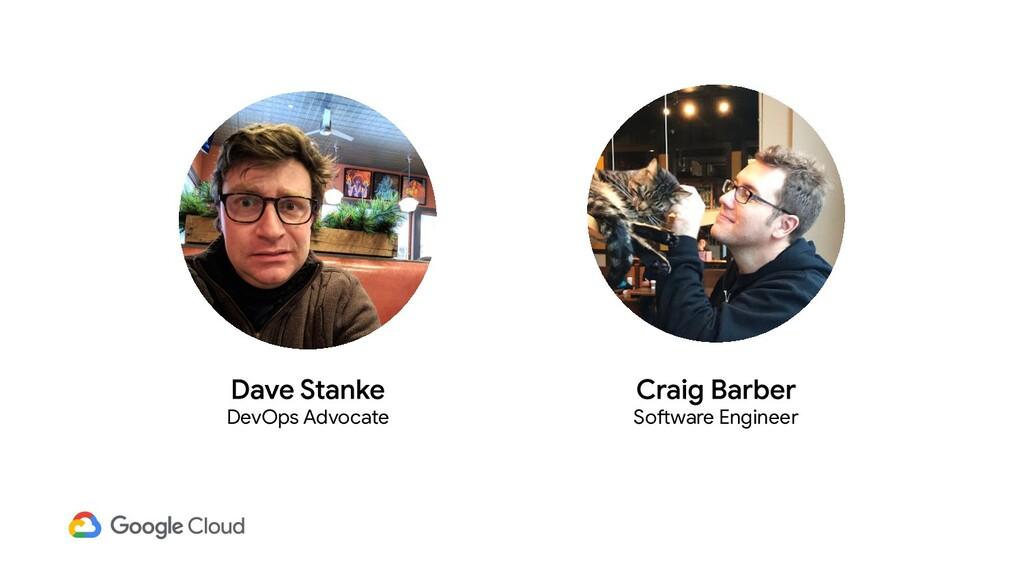 DevOps Advocate Software Engineer