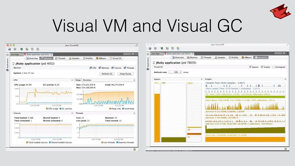 Visual VM and Visual GC
