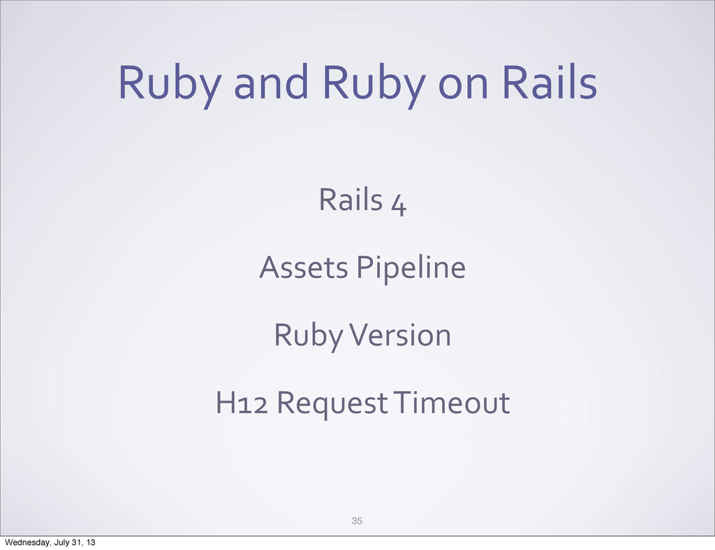 Ruby and Ruby on Rails Rails 4 A...