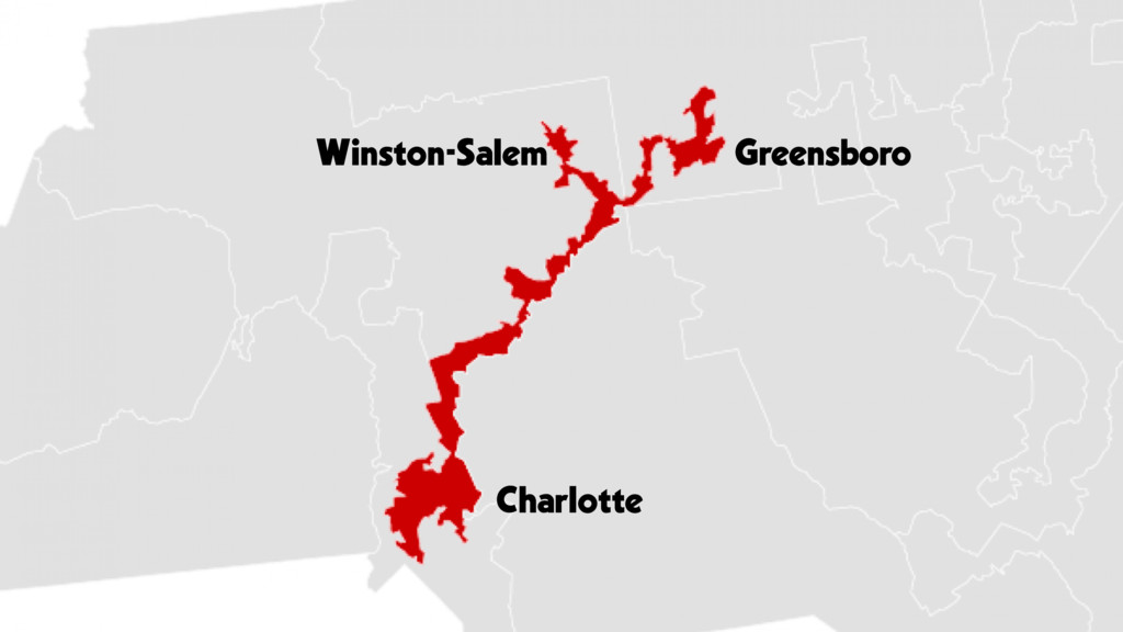 Greensboro Winston-Salem Charlotte