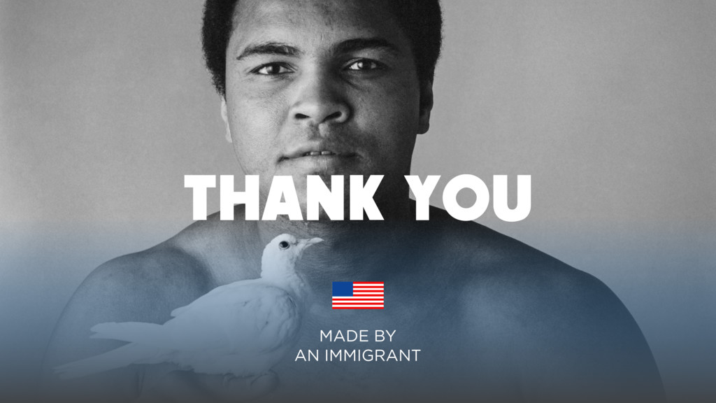 THANK YOU MADE BY 
