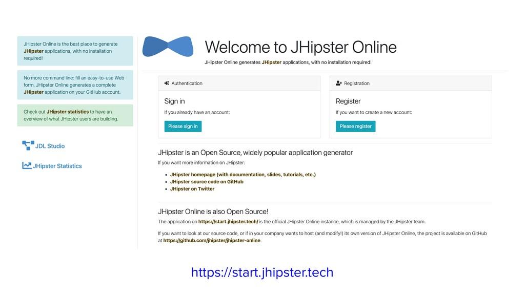 https://start.jhipster.tech