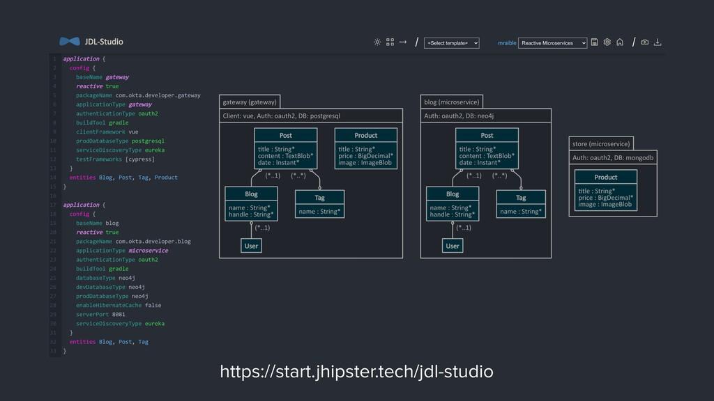 https://start.jhipster.tech/jdl-studio