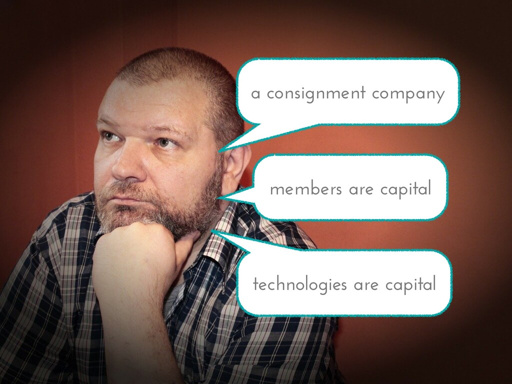 members are capital a consignment company techn...