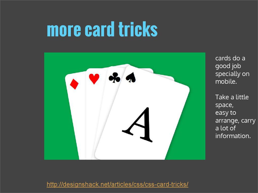 more card tricks http://designshack.net/article...