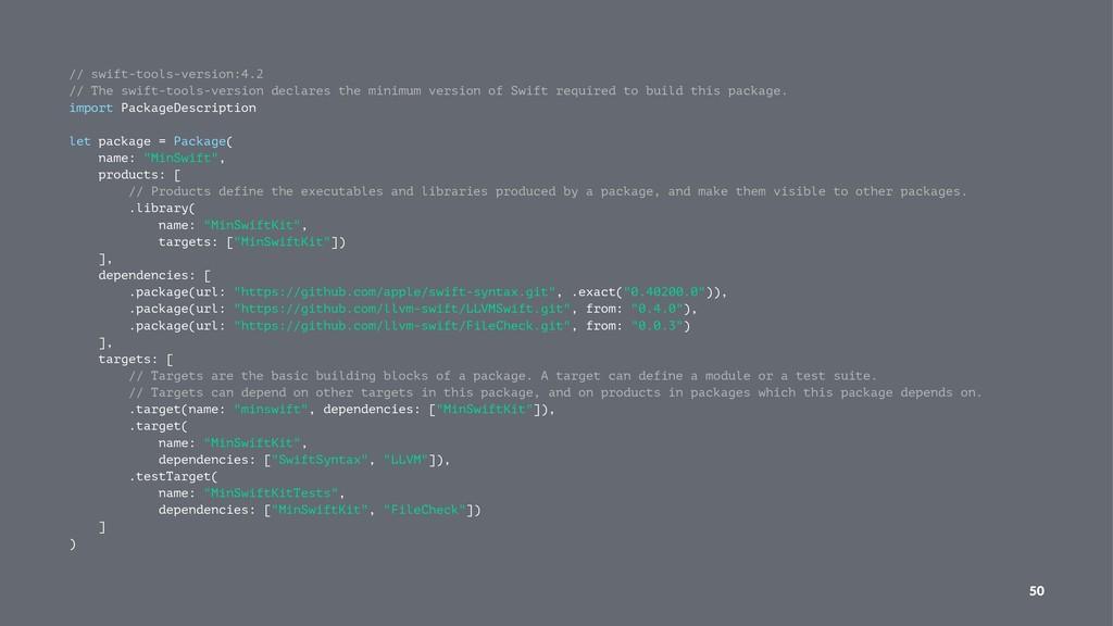 // swift-tools-version:4.2 // The swift-tools-v...