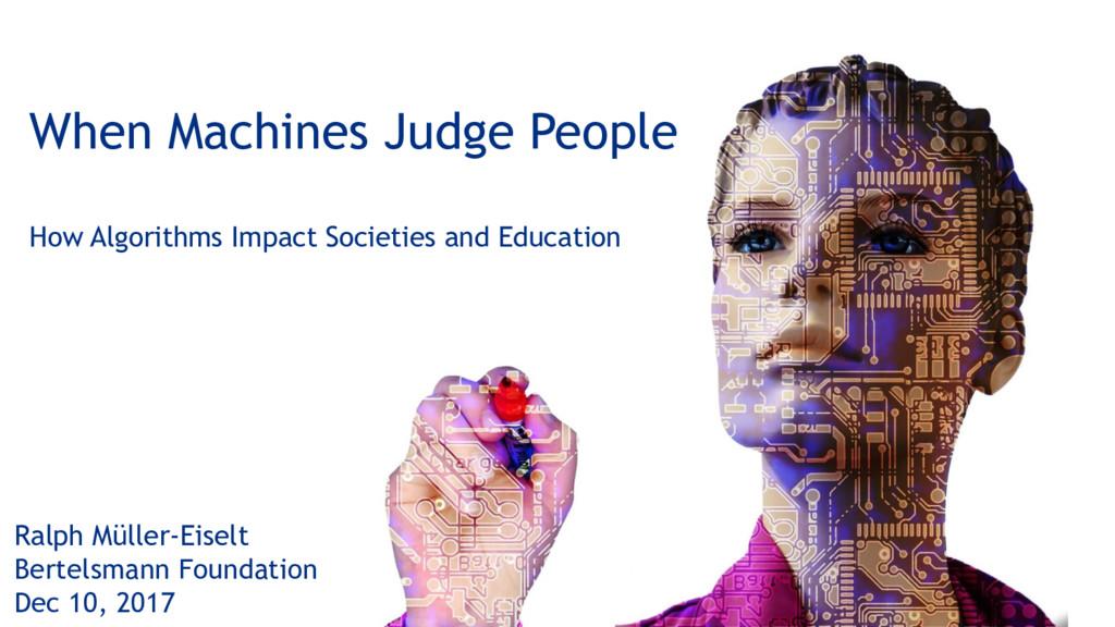 Präsentation Master Juni 2016 When Machines Jud...