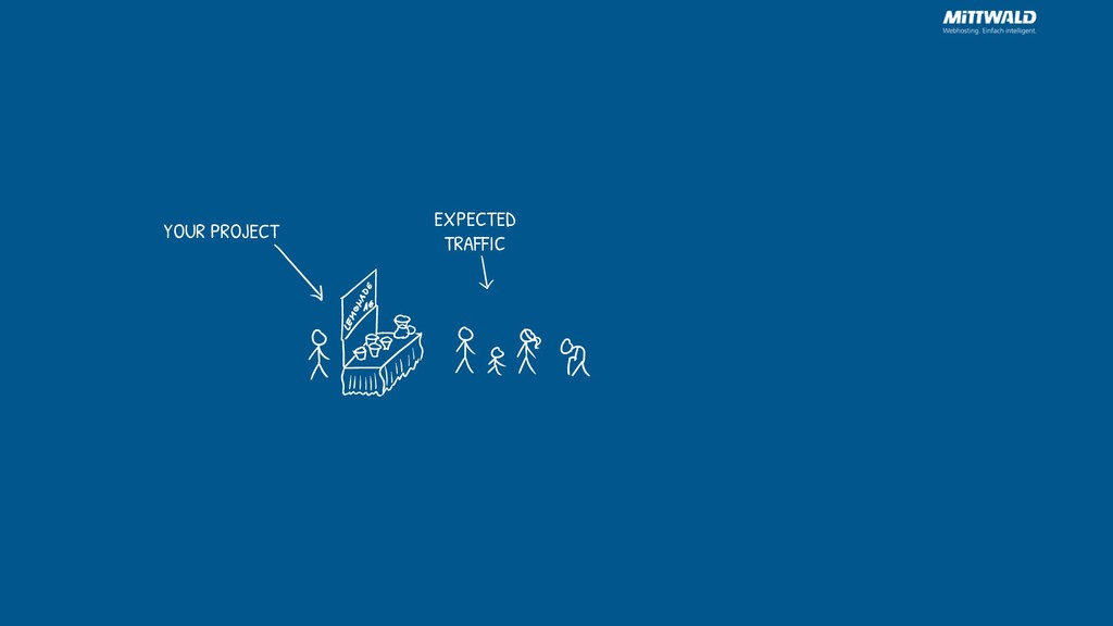 YOUR PROJECT EXPECTED TRAFFIC
