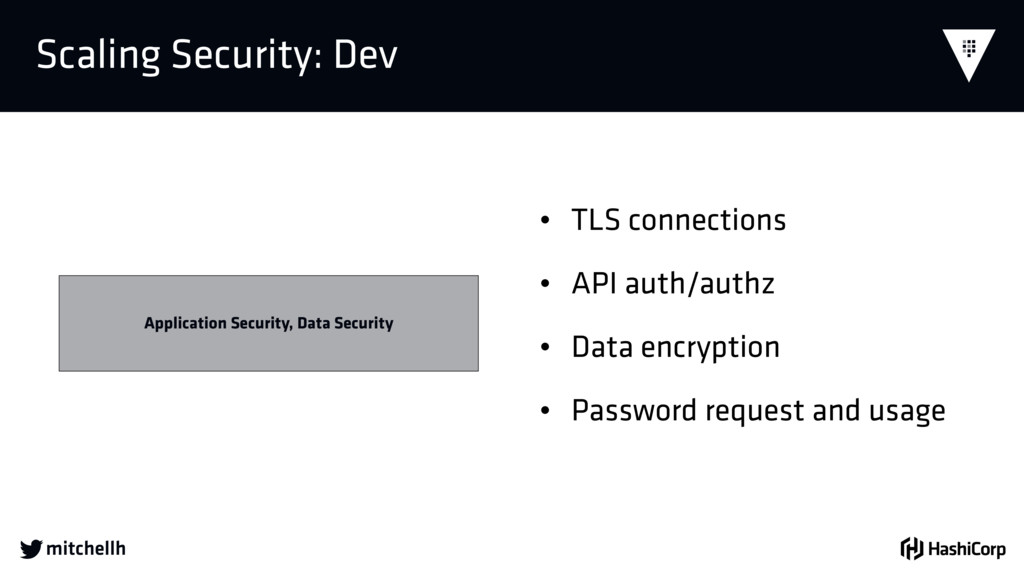  Application Security, Data Security Scaling S...