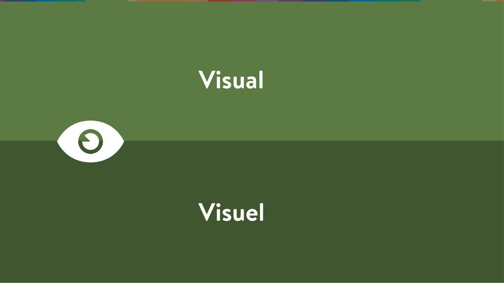 Visual Visuel