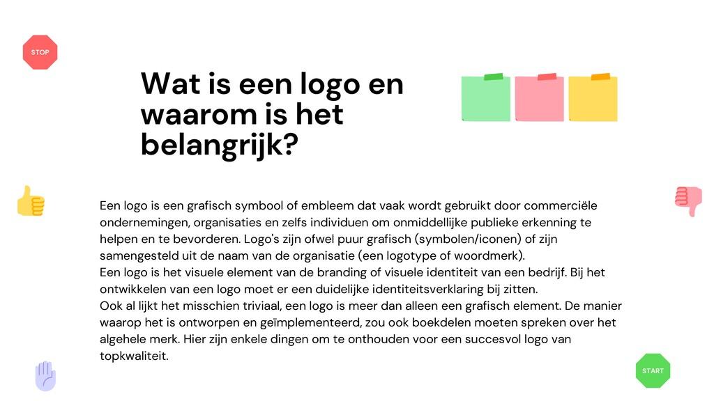 Wat is een logo en waarom is het belangrijk? Ee...