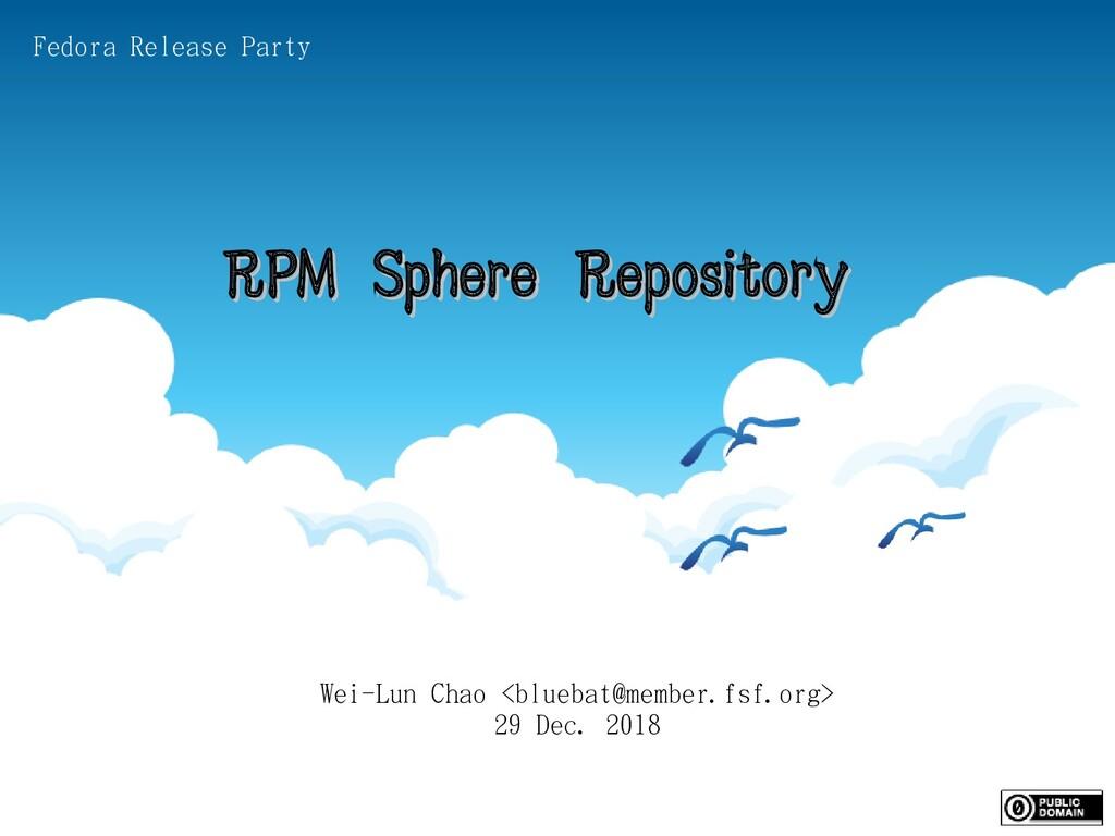 Wei-Lun Chao <bluebat@member.fsf.org> 29 Dec. 2...