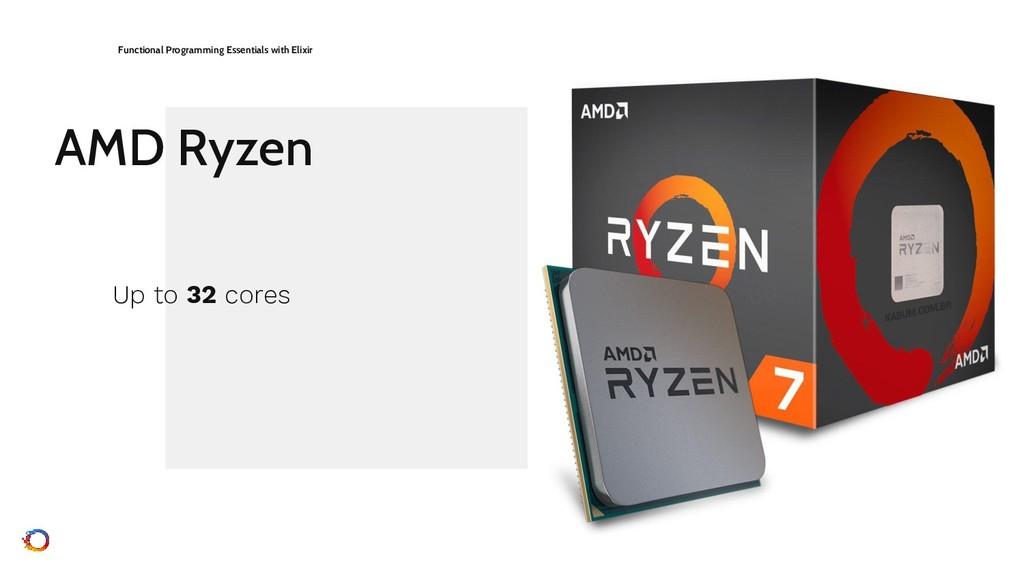 AMD Ryzen Functional Programming Essentials wit...