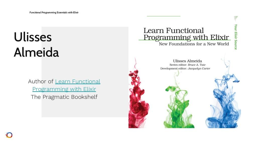 Ulisses Almeida Functional Programming Essentia...