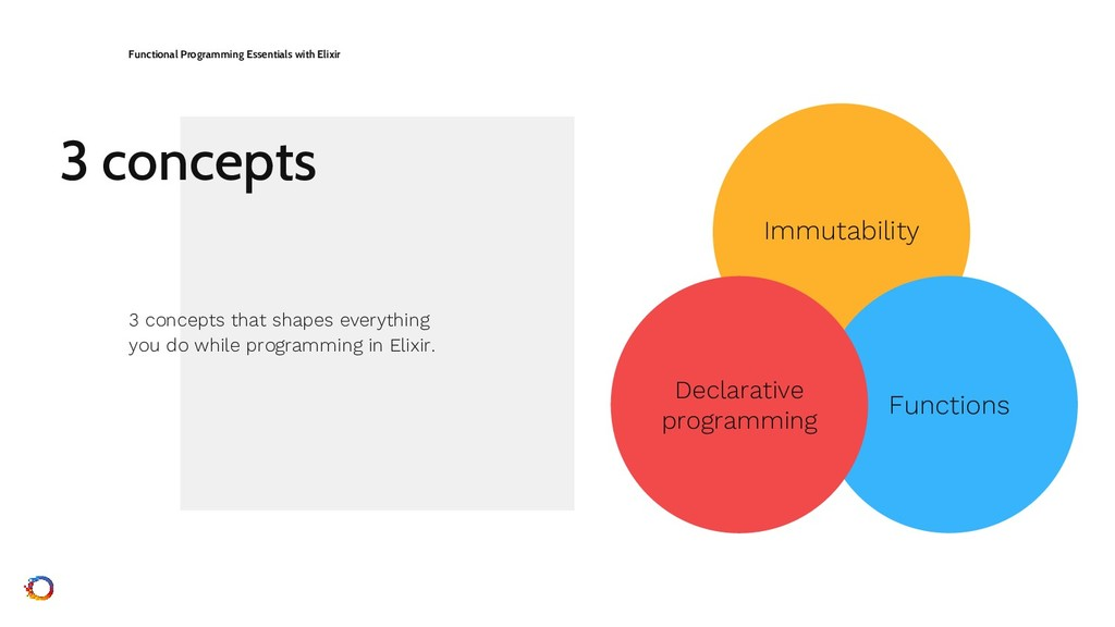 3 concepts Functional Programming Essentials wi...