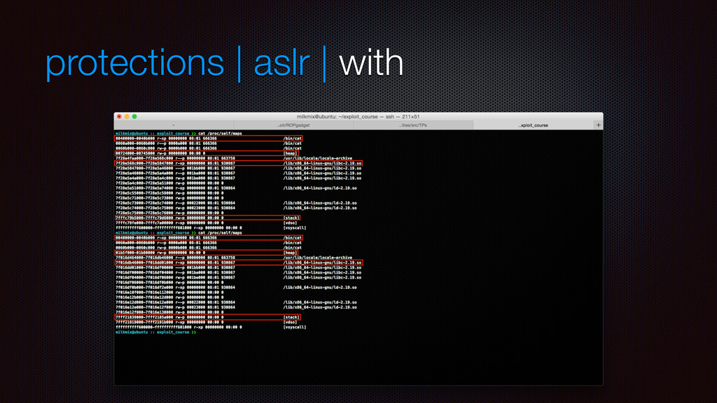 protections | aslr | with