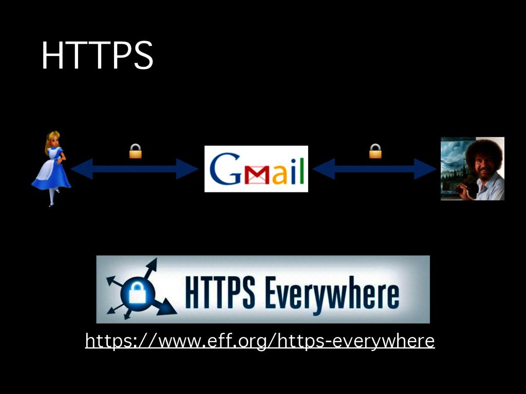 https://www.eff.org/https-everywhere HTTPS