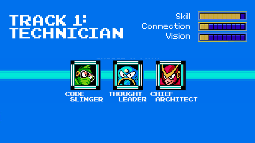 Track 1: technician Skill Connection Vision