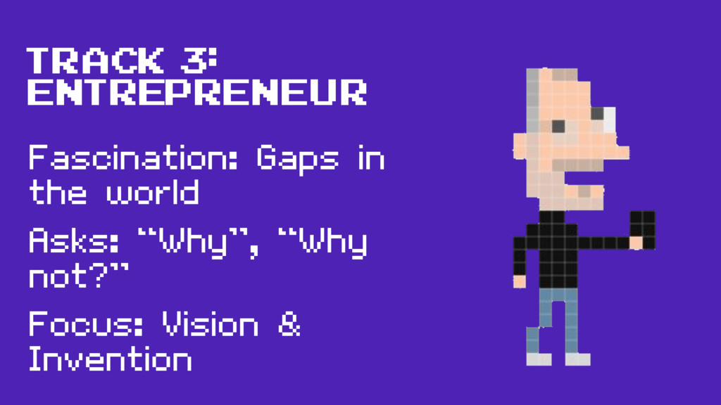 "Fascination: Gaps in the world Asks: ""Why"", ""Wh..."