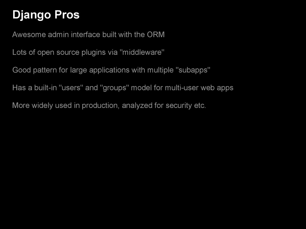 Django Pros Awesome admin interface built with ...