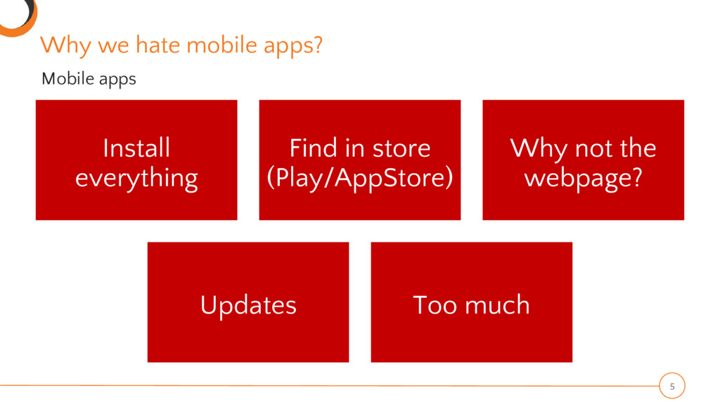 Install everything Find in store (Play/AppStore...