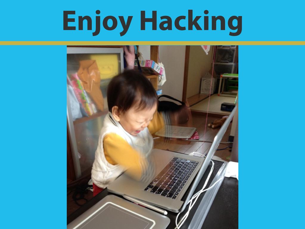 Enjoy Hacking