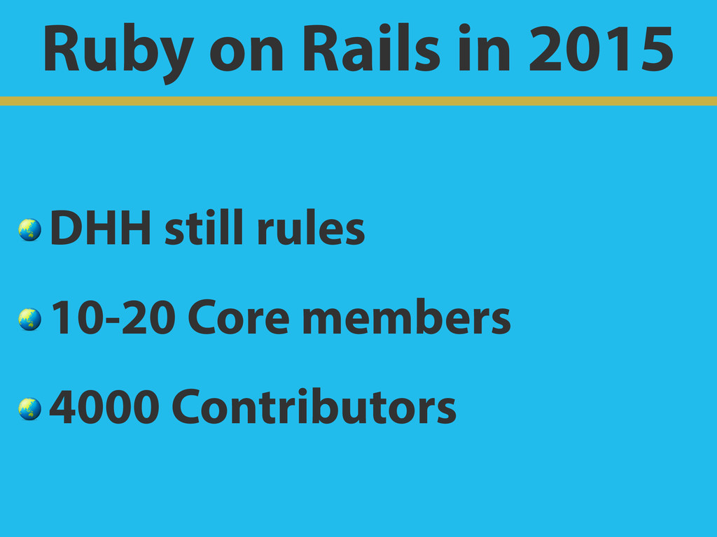 Ruby on Rails in 2015  DHH still rules  10-20 C...