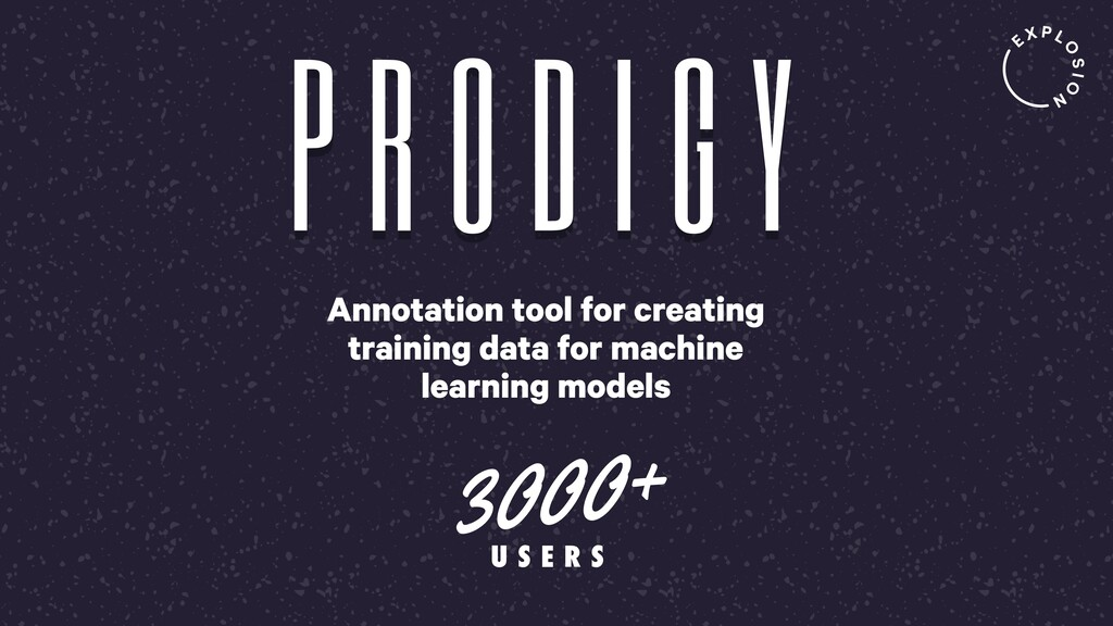 Annotation tool for creating training data for ...