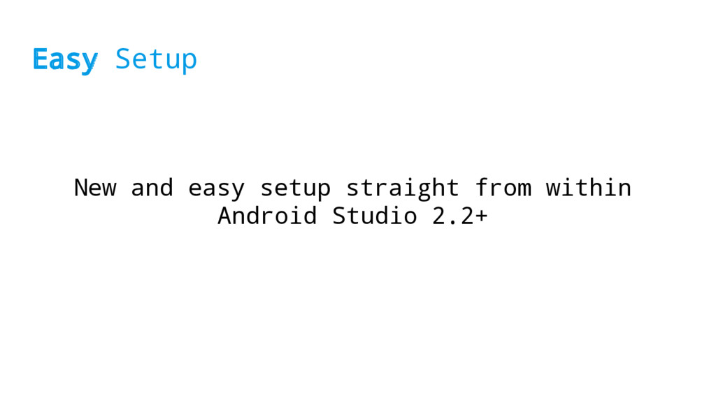 Easy Setup New and easy setup straight from wit...