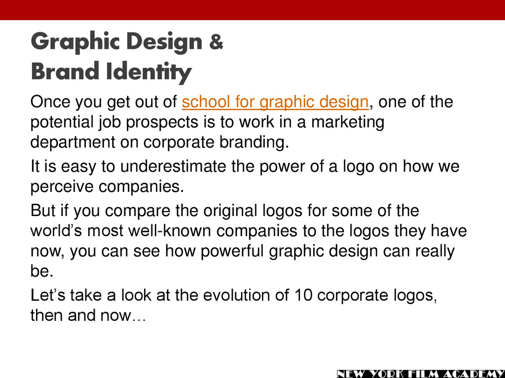 Graphic Design & Brand Identity Once you get ou...