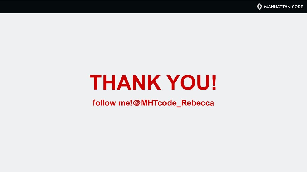follow me!@MHTcode_Rebecca THANK YOU!