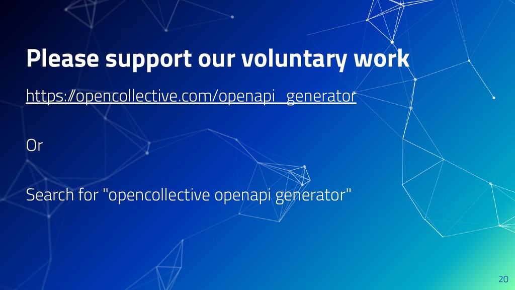 Please support our voluntary work https:/ /open...